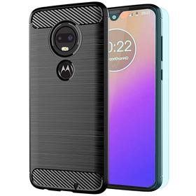 Funda Carcasa Motorola G7 Ligero Duradero Apruba De Golpes