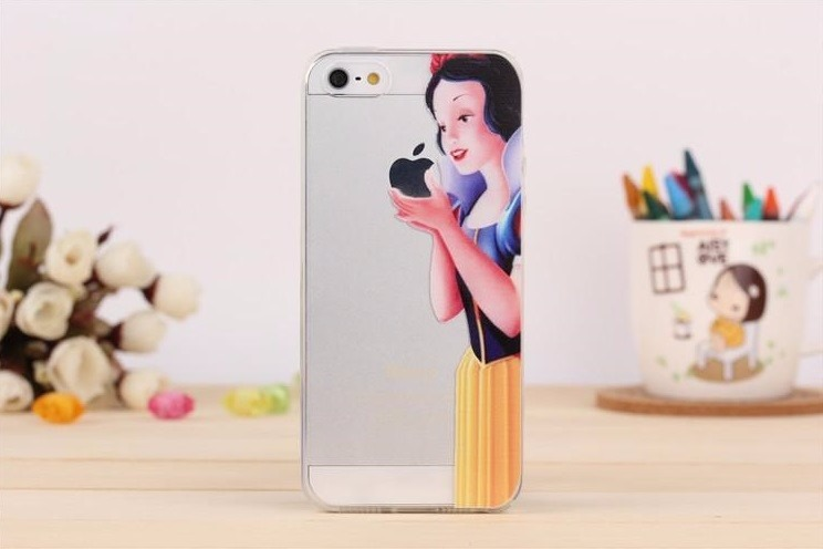 Funda iPhone 6 Bella Blancanieves Fundas para iphone 6 Fundas