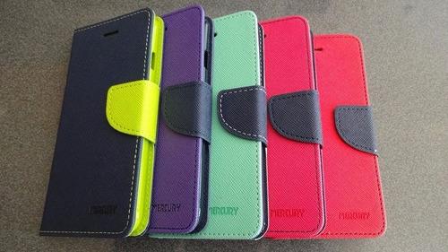 funda carcasa premium tipo billetera iphone 6