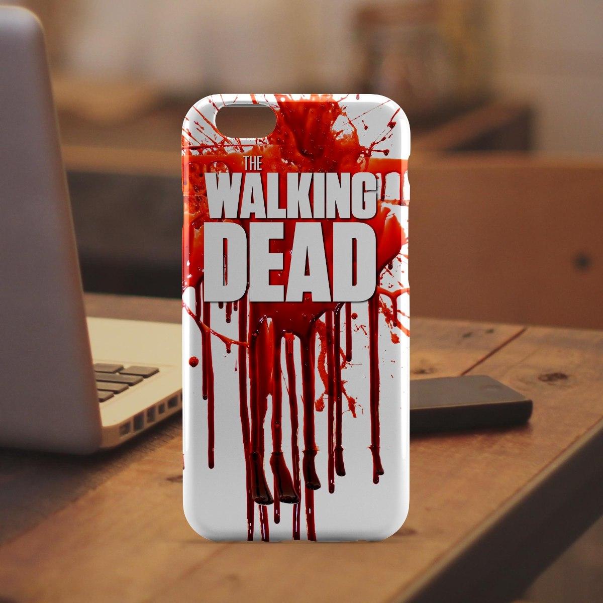 Las mejores ofertas en The Walking Dead Estuches fundas y