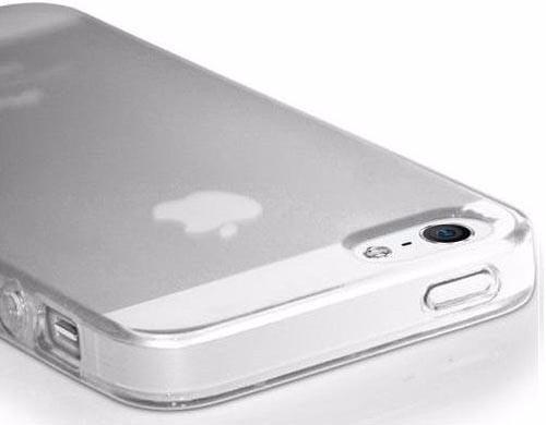 funda carcasa transparente iphone 5g entrega en 24 horas