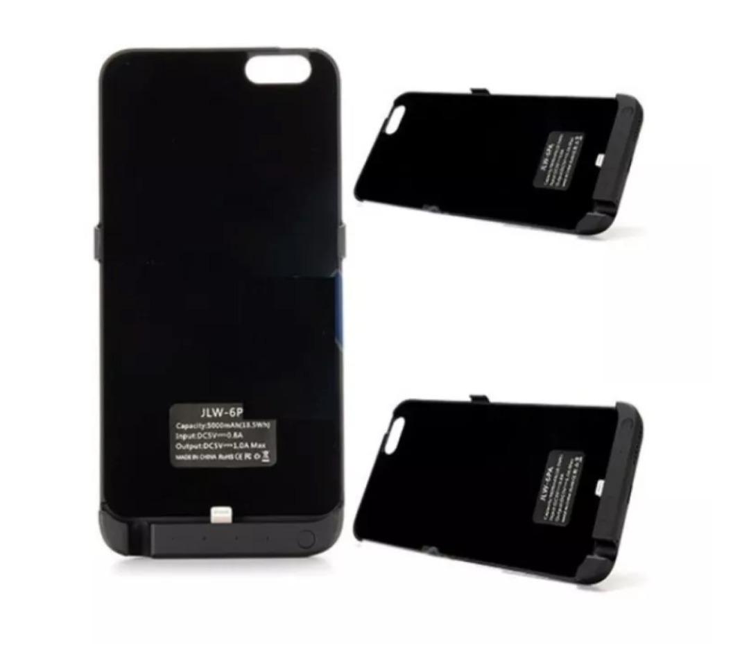 d72e9de0cbd Cargando zoom... funda cargador bateria 3500mah power case iphone 6s ...