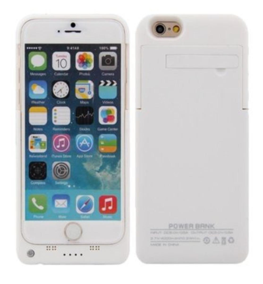 b156d9f1c13 Funda Cargador Bateria iPhone 5/5s/se 2200mah - $ 700,00 en Mercado ...
