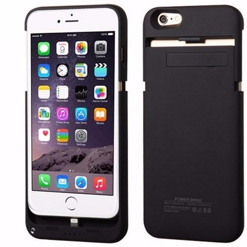 ed5fb153799 funda cargador bateria iphone 6 6s power bank 4000 mah local. Cargando zoom.
