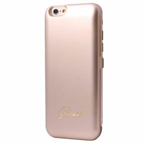 dd5cc5b3be5 Funda Cargador Guess Iphone 6 - Celulares y Telefonía en Mercado Libre  México