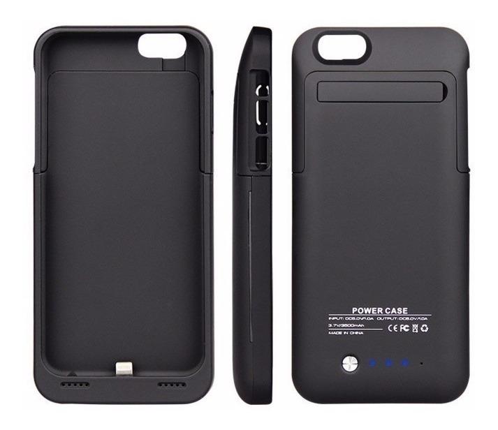 8cde8d1248a Funda Cargador Externo iPhone 6/6s 6 Plus/6s Plus - $ 599.00 | GadgetsMX