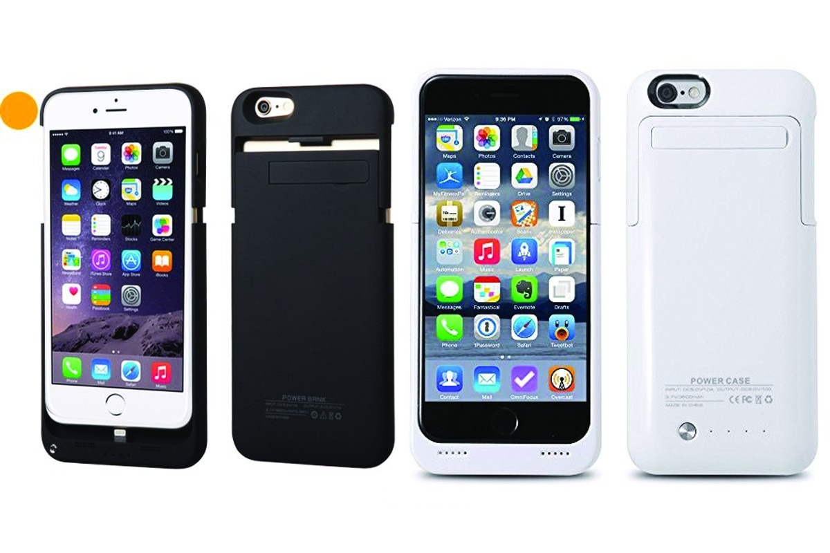 25a91bab974 funda cargador iphone 6 6s 6 bateria portatil powerbank. Cargando zoom.