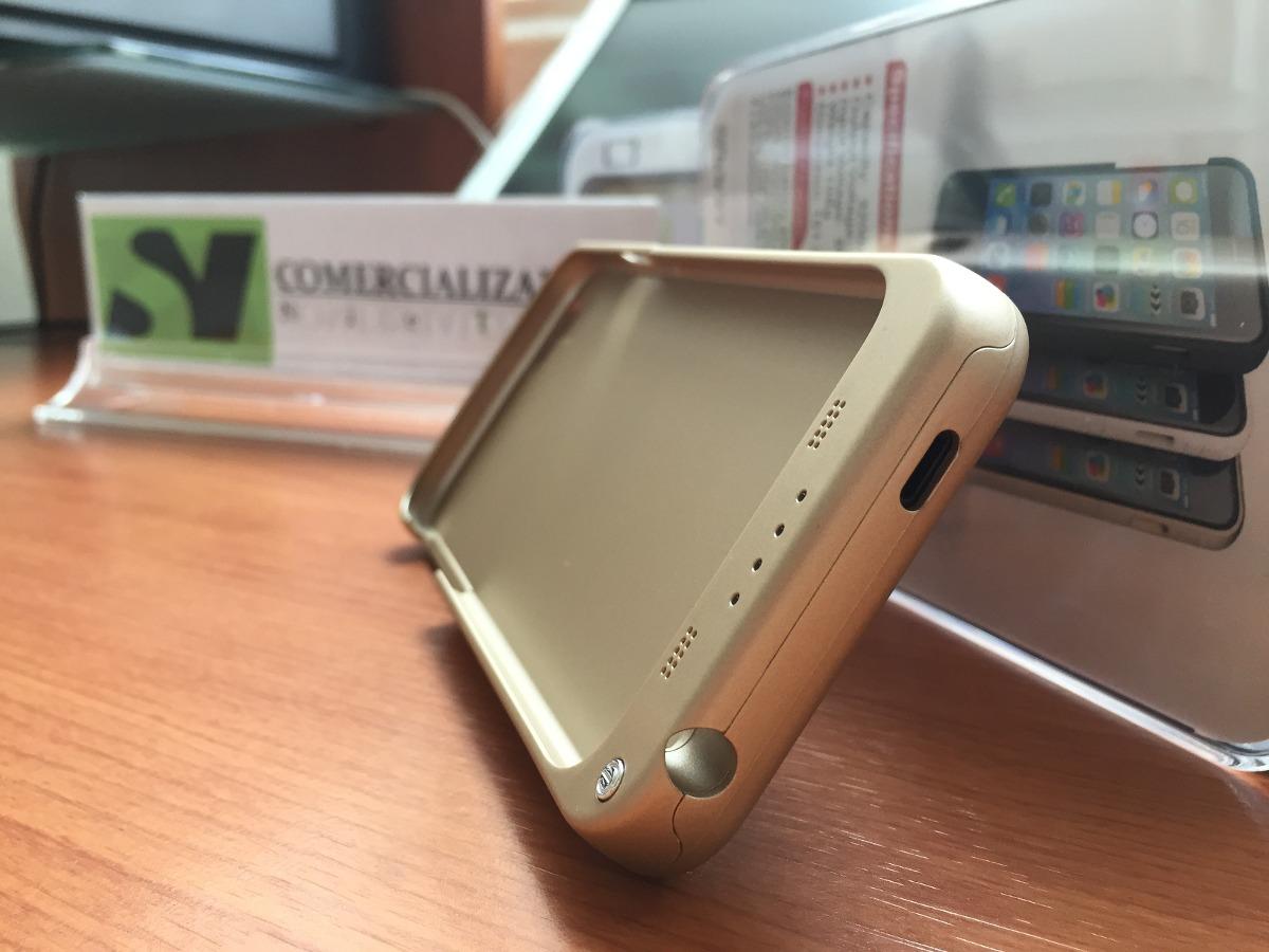 e4172d652f0 Funda Cargador iPhone 6 Y 6 Plus + Mica De Regalo - $ 349.00 en ...