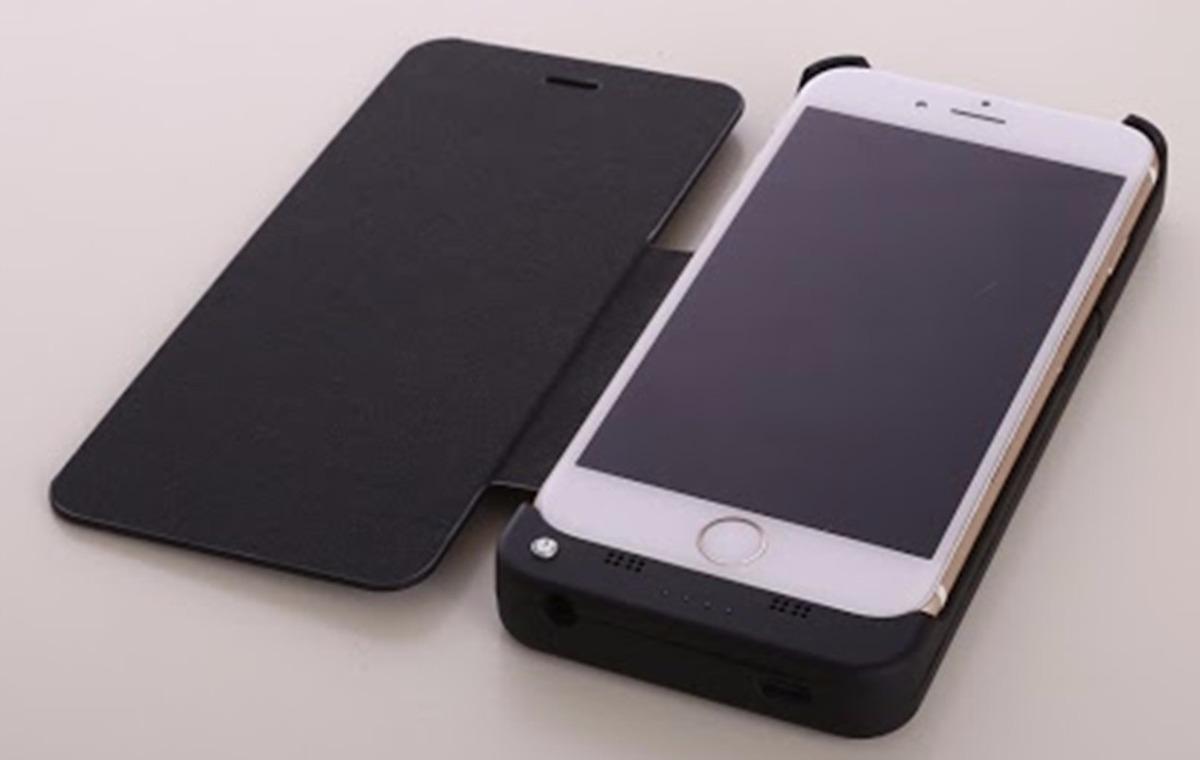 e219a775a4d funda cargador kelyx iphone 6 6s power bank 4000 mah local. Cargando zoom.