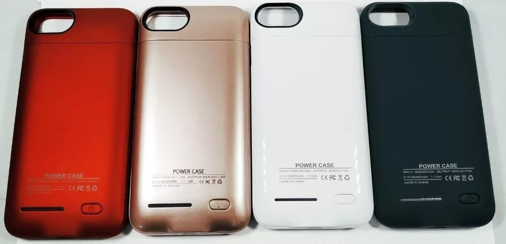 8f970b6d302 funda cargador powerbank iphone 6 plus 6s plus 7 plus 8 plus. Cargando zoom.