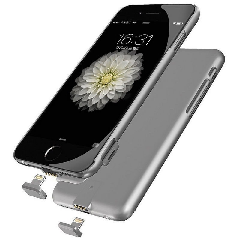 carcasa iphone 7 plus cargador