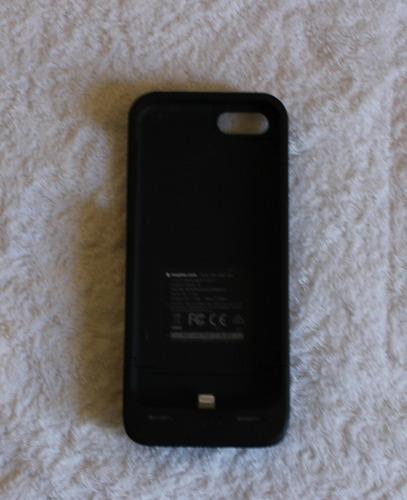 new style d528a e9b13 Funda Cargadora Mophie Juice Pack Helium iPhone 5c - $ 1.000,00