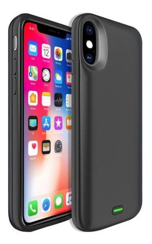 funda cargadora power bank iphone  samsung todos los modelos