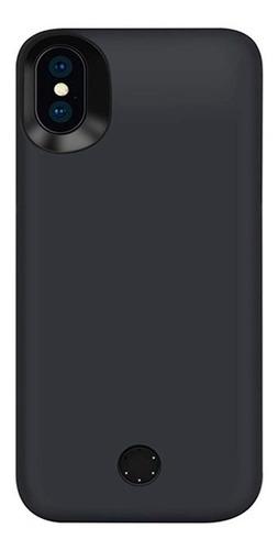 funda cargadora power case premium iphone xr xs max 6000 mah