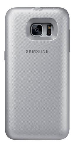 funda cargadora s7 edge original bateria samsung inalambrica