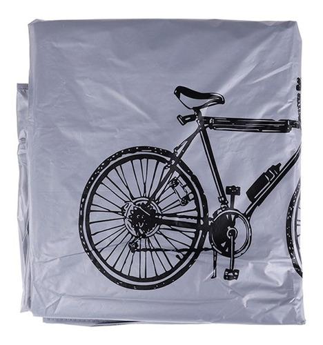 funda carpa cobertor bicicleta o moto lluvia y sol