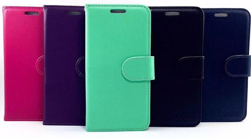 funda cartera lotus  moto z2 play + envió gratis :)