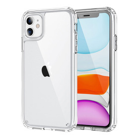 Funda Case Antishock iPhone Acrigel 2 En 1 + Mica Ct 21d 11h