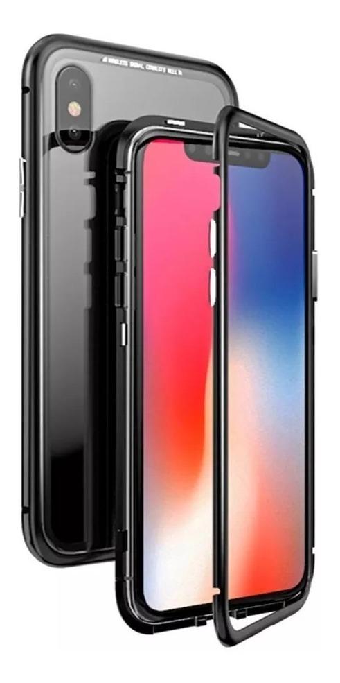 7928739b23f Funda Case Bumper Aluminio Magnetica Iman iPhone 6, 6s - $ 499.00 en ...