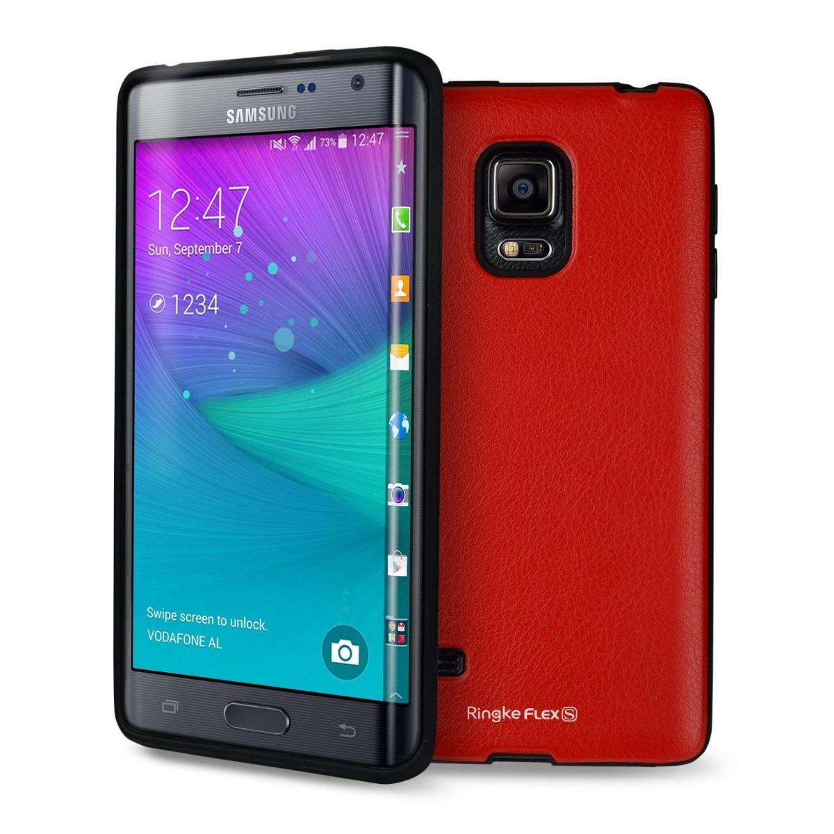 96db1fa73e6b5 Funda Case Bumper Ringke Flex Samsung Galaxy Note Edge -   349.00 en ...