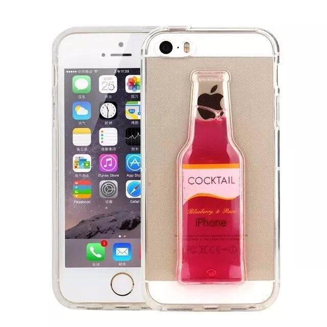 fundas con carcasa iphone 6 rosa