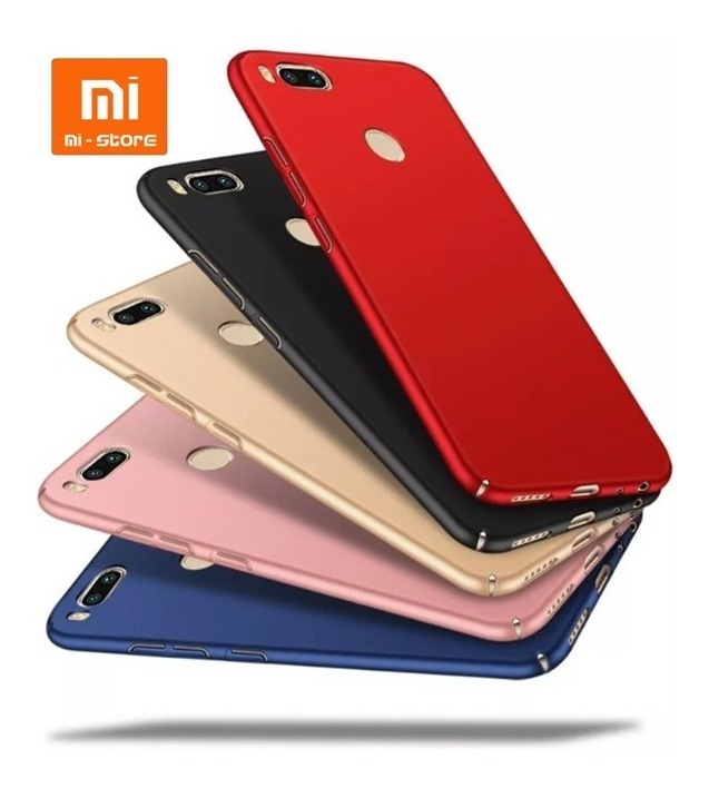 17b9f2e8ecf Funda Case Compacta Slim Para Xiaomi Mi A1 - $ 349,00 en Mercado Libre