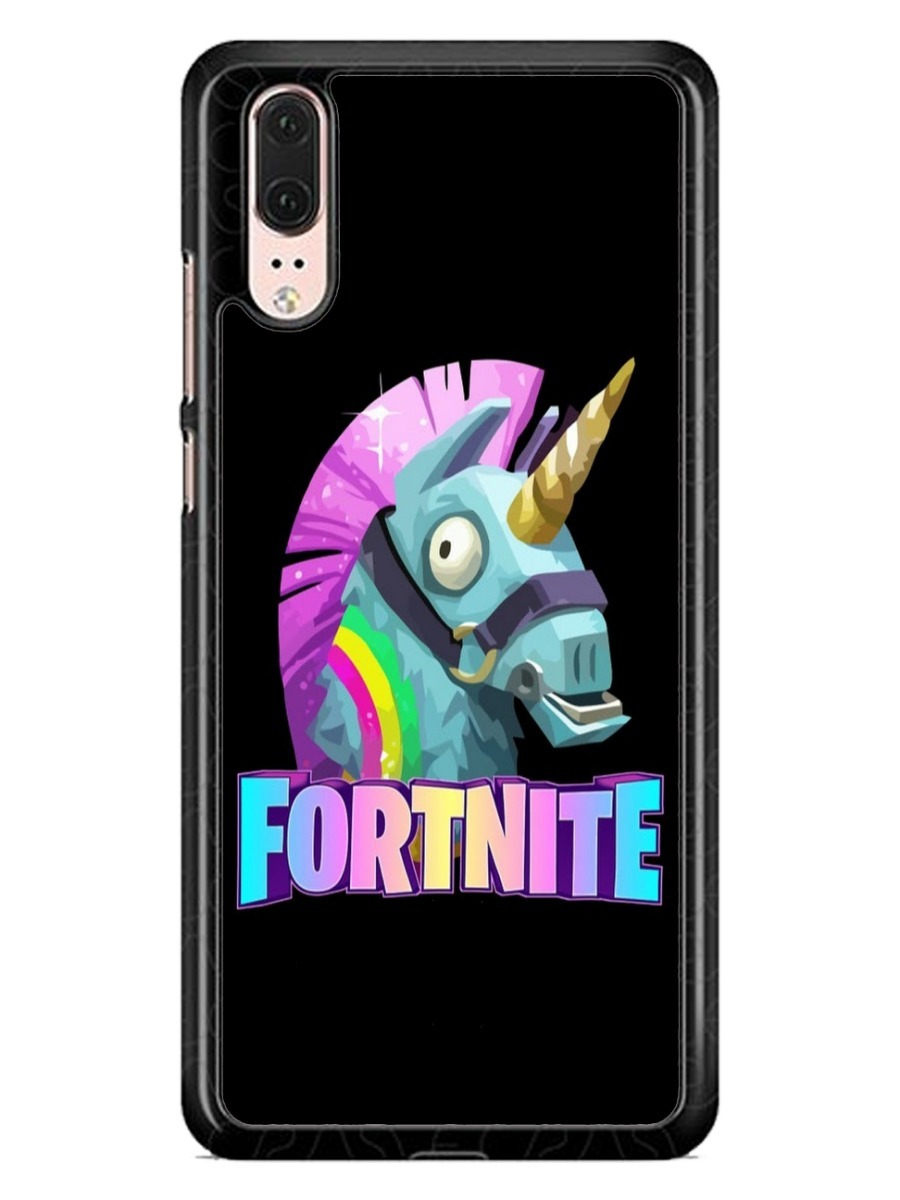 new style 042d8 d23ee Funda Case Fortnite Llama Unicornio Huawei Smart P20 P9 Ymas