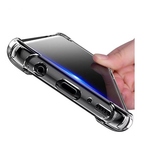 Funda Case Galaxy S7 Edge / S9 / S10 / Plus Hard Super Clear