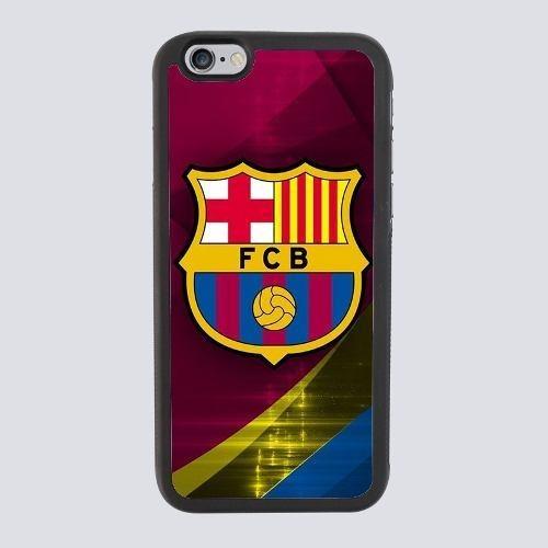 8ac42a0d4fd Funda Case Goma Flexible iPhone 5 6 Plus Barcelona Futbol 1 ...