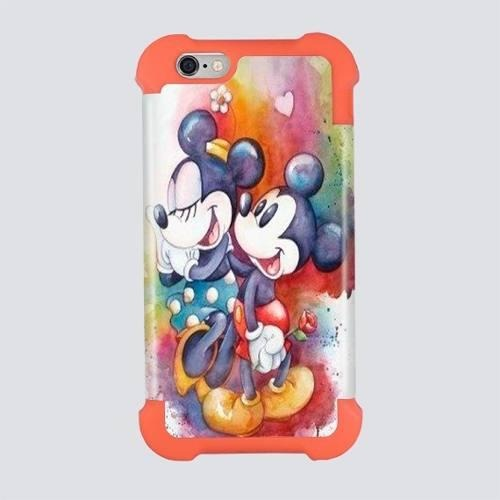 b93b28af683 Funda Case Goma iPhone 5 Se 5c 6 Plus Mickey Mouse Disney - $ 299.00 ...
