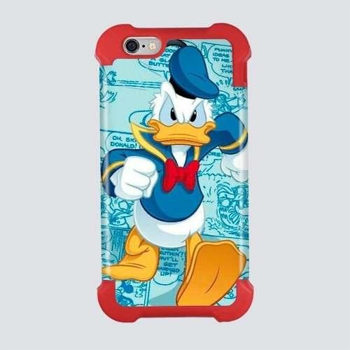e3c47dbe8e3 Funda Case Goma iPhone 5 Se 6 6s Plus Pato Donald Disney 0 ...