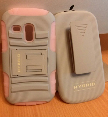 funda case hybrid samsung galaxy s3 mini