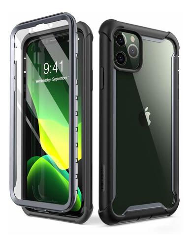 funda case iphone 11 pro 5.8 2019 con mica i-blason ares neg