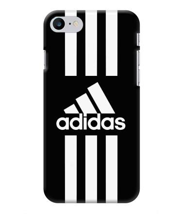 comprar lo mejor mejor selección de 2019 primer nivel Funda Case iPhone 4 5 Se 6 7 8 Plus adidas Logos Personaliza ...