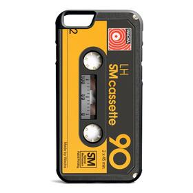 Funda Case iPhone 6 7 8 X Plus - Cassette Retro Basf
