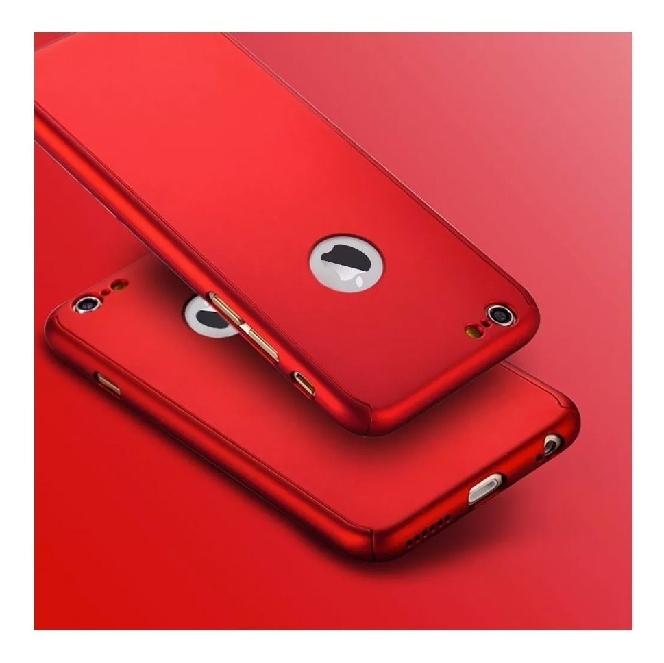 5d7fc274307 funda case iphone 6 7 y plus proteccion completa 360 grados. Cargando zoom.