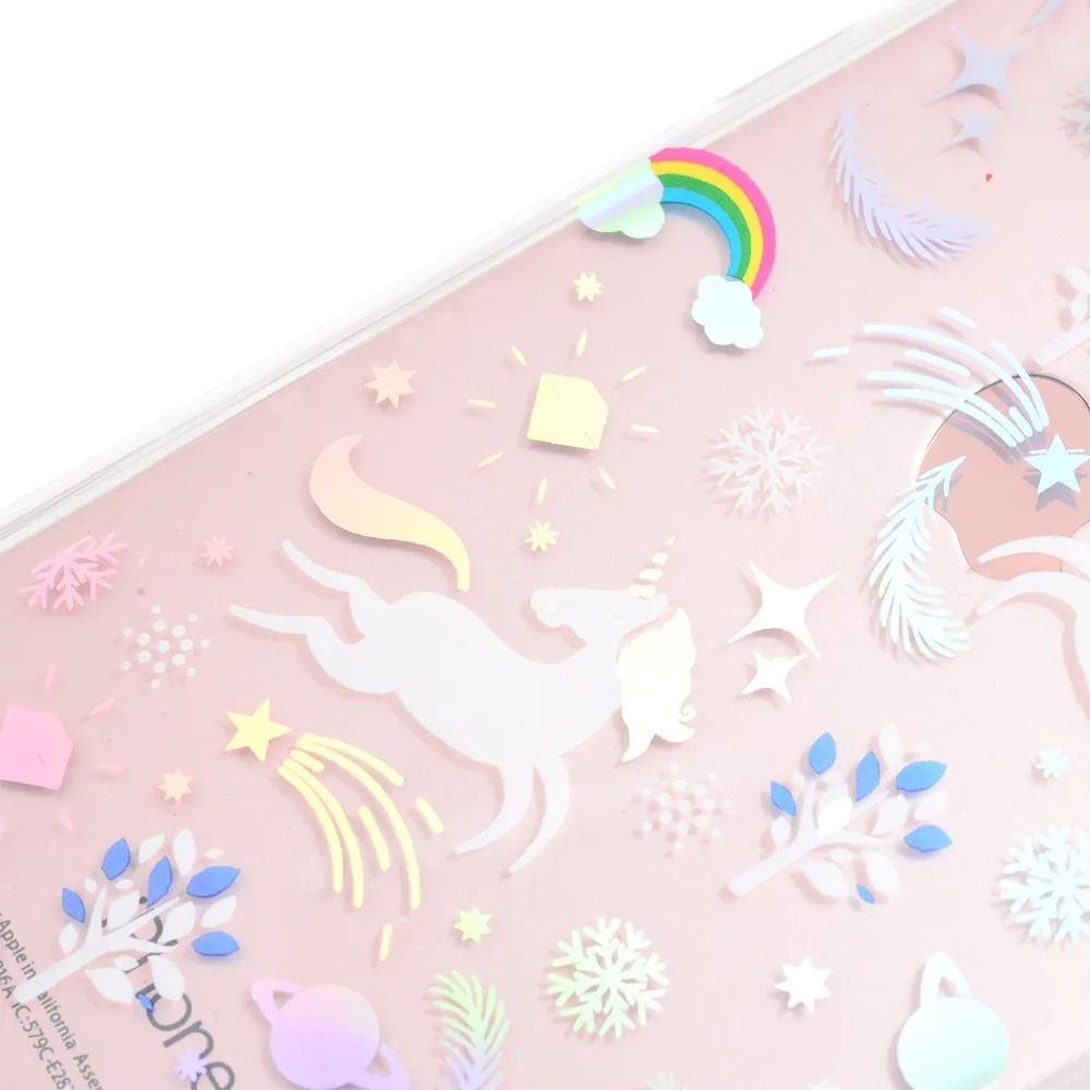 Funda Case iPhone X / Xs Bonita Unicornio - $ 179.00 en Mercado Libre