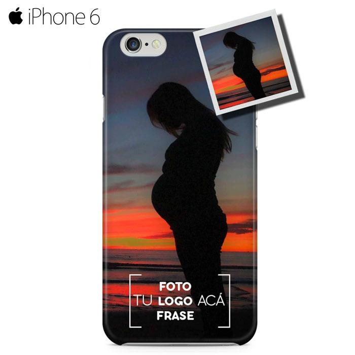 57f7d3e0414 Funda Case Personalizada iPhone X 5 6 7 8 Plus 3d Con Foto - $ 350 ...