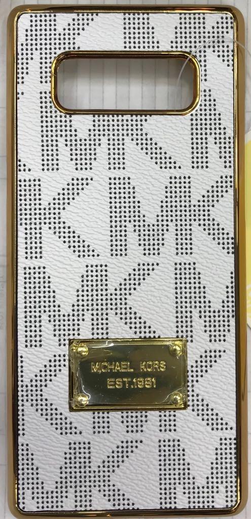 best website fe540 0201c Funda Case Protector Michael Kors Samsung Note 8 Hermosa!!
