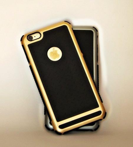 funda case protectora antigolpes apple iphone 6s y 6s plus