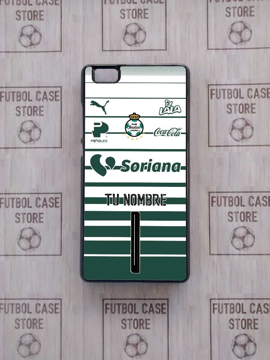 the best attitude 582f2 f7722 Funda Case Santos Laguna Personalizado iPhone Galaxy Huawei