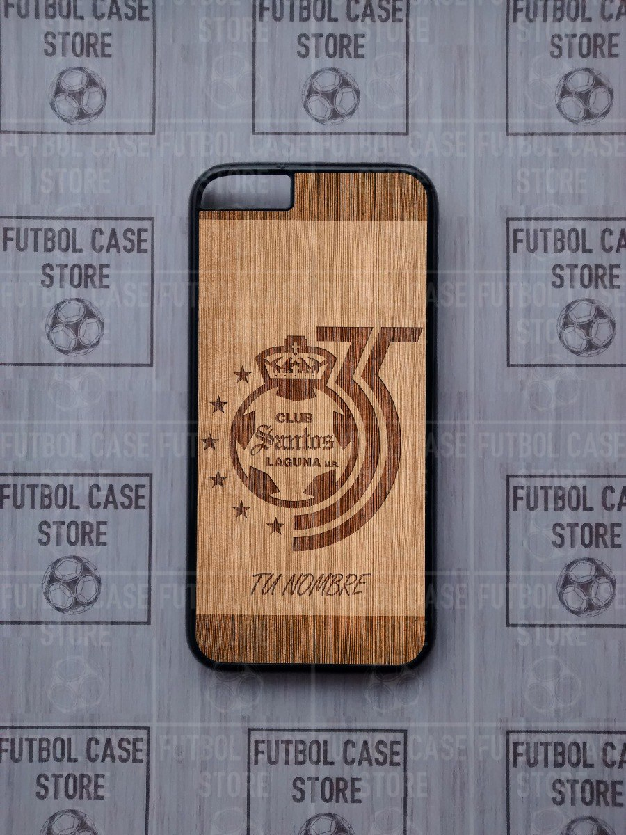the best attitude c1a04 01e12 Funda Case Santos Laguna Personalizado iPhone Galaxy Huawei