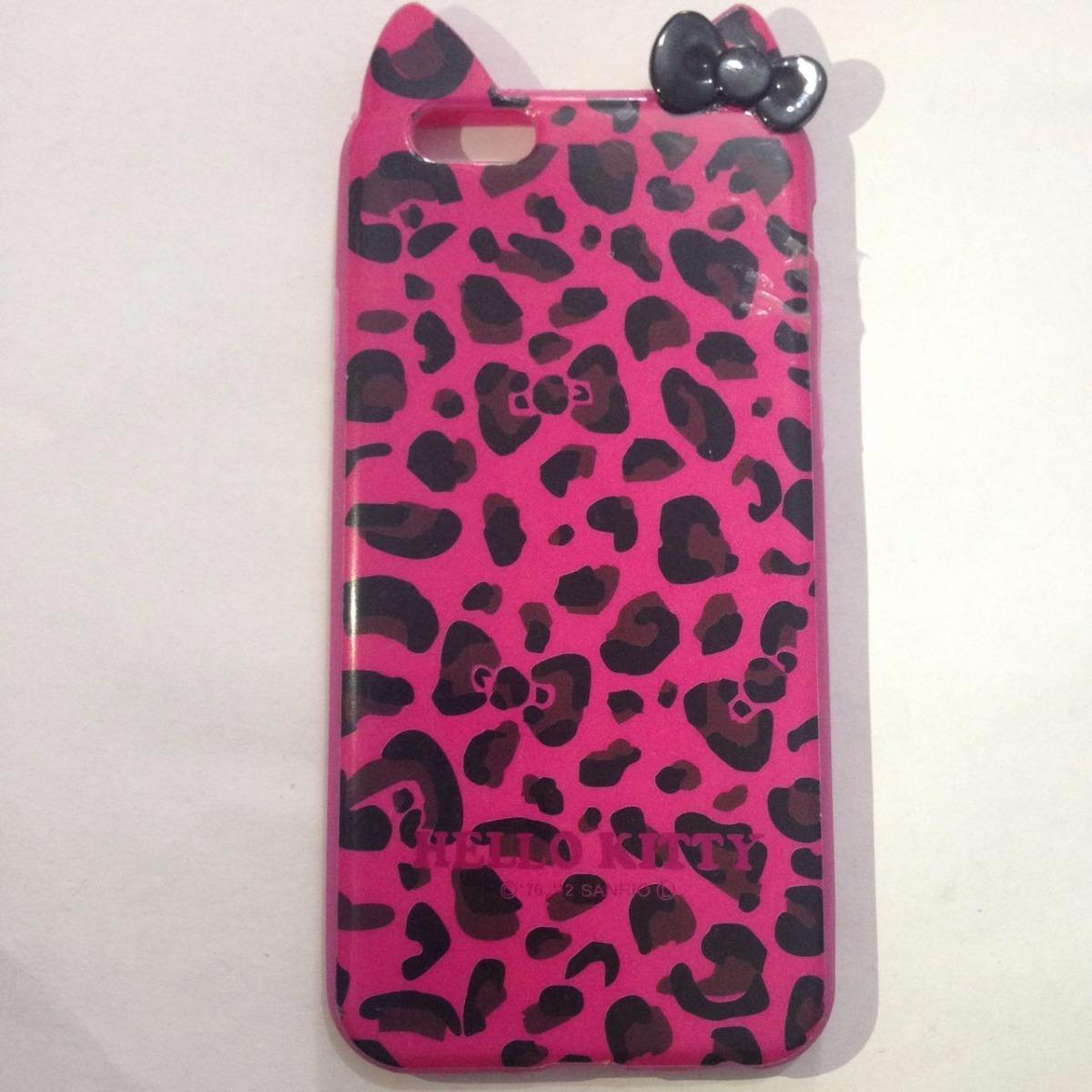 0abd6e8d4da funda / case tpu h kitty animal print para iphone 6 / 6s. Cargando zoom.