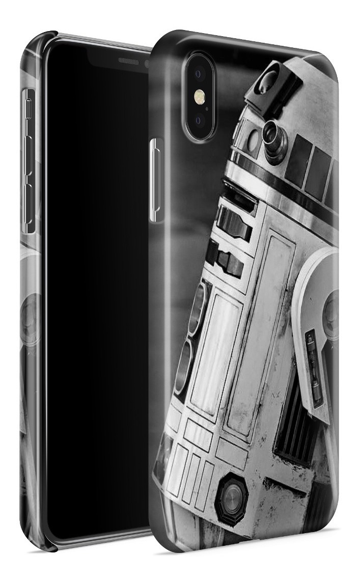 Funda Case Trendy R2d2 S1165 iPhone X | 8 | 7 | 6 | 5