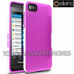 Funda Cellairis Commix Blackberry Z10 Rosa