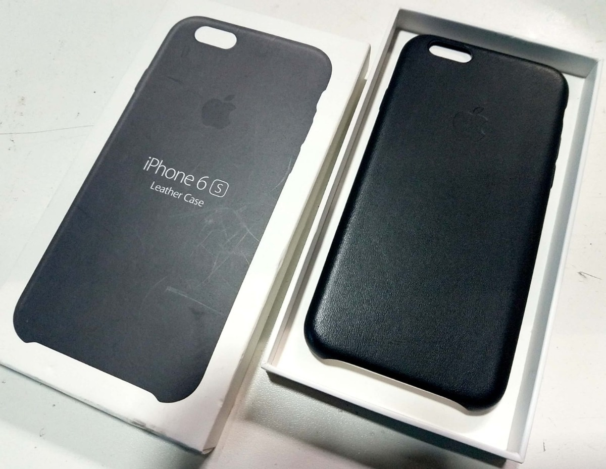 62d711df792 funda celular iphone 6s original cuero como nueva todelec. Cargando zoom.