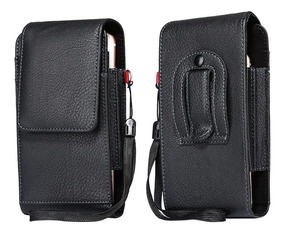 bdc8e92d320 Funda Cinturon Para Doble Telefono Apple iPhone X 8 7 6 Plus
