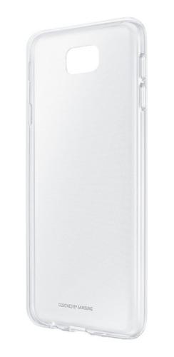 funda clear cover samsung j7 prime original transparente