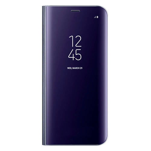 funda clear view standing cover violeta s8 acc samsung