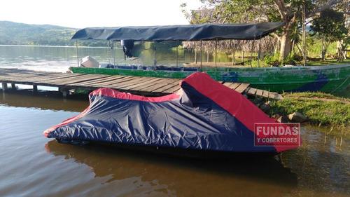funda cobertor para moto acuática
